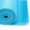 Фото 3 Коврик для йоги и фитнеса Meteor Yoga Mat 180x60x0,5 см, голубой