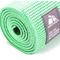 Фото 4 Коврик для йоги и фитнеса Meteor Yoga Mat (31430) 180x60x0,5 см, салатовый