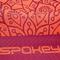 Фото 7 Коврик для йоги и фитнеса Spokey Mandala 926051, красный