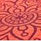 Фото 5 Коврик для йоги и фитнеса Spokey Mandala 926051, красный
