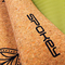 Фото 5 Коврик для йоги Spokey Savasana 926537, пробковый, бежевый, 4мм