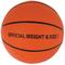 Фото 2 Баскетбольный мяч Spokey CROSS размер №7, оранжевый