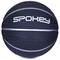 Фото 6 Баскетбольный мяч Spokey MAGIC синий размер №7, темно-синий с серебряными полосками