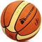 Фото 3 Мяч Баскетбольный Meteor Cellular, размер №7, оранжевый с желтыми полосками