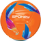 Футбольный мяч детский Spokey Swift Junior, размер №4, оранжевый с рисунком