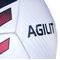 Фото 5 Футбольный мяч Spokey Agilit, размер №5, белый с черно-бордовым рисунком