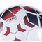 Фото 3 Футбольный мяч Spokey Agilit, размер №5, белый с черно-бордовым рисунком