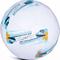 Фото 3 Футбольный мяч Spokey MBALL размер №5, белый с узорами