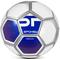 Футбольный мяч Spokey Mercury, размер №5, белый с синим