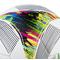 Фото 5 Футбольный мяч Spokey PRODIGY, размер №5, белый с рисунком