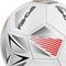 Фото 2 Футбольный мяч Spokey Stencil, размер №5, белый с рисунком
