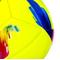 Фото 5 Футбольный мяч Spokey Swift Junior, размер №4, желтый с рисунком