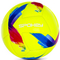 Футбольный мяч Spokey Swift Junior, размер №4, желтый с рисунком