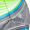 Фото 6 Футбольный мяч Spokey Velocity Spear, размер №5, салатовый с рисунком