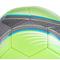 Фото 5 Футбольный мяч Spokey Velocity Spear, размер №5, салатовый с рисунком
