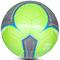 Фото 2 Футбольный мяч Spokey Velocity Spear, размер №5, салатовый с рисунком