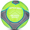 Футбольный мяч Spokey Velocity Spear, размер №5, салатовый с рисунком