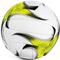 Фото 2 Мяч волейбольный Spokey Gravel Pro 927518, белый с желтым рисунком, размер №5, ручной пошив