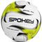 Мяч волейбольный Spokey Gravel Pro 927518, белый с желтым рисунком, размер №5, ручной пошив