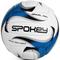 Мяч волейбольный Spokey Gravel Pro 927519, белый с синим, размер №5, ручной пошив