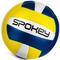 Фото 4 Мяч волейбольный Spokey Serve 927543, трёхцветный, ручной пошив, размер №5