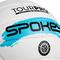 Фото 2 Мяч волейбольный Spokey TourPro 927522 размер №5, белый, ручной пошив, искусственная кожа