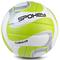 Волейбольный мяч Spokey Cumulus II размер №5, белый с салатовым