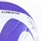 Фото 4 Волейбольный мяч Spokey Cumulus II размер №5, белый с синим рисунком