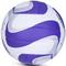 Фото 2 Волейбольный мяч Spokey Cumulus II размер №5, белый с синим рисунком