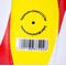 Фото 6 Волейбольный мяч Spokey Misto размер №5, белый с красно-желтым рисунком