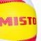 Фото 4 Волейбольный мяч Spokey Misto размер №5, белый с красно-желтым рисунком