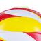 Фото 3 Волейбольный мяч Spokey Misto размер №5, белый с красно-желтым рисунком