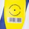 Фото 3 Волейбольный мяч Spokey Misto размер №5, синий рисунок с желтым
