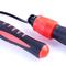 Фото 3 Скакалка Spokey VIGOR IV (920973), со счетчиком, красная с черным