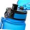 Фото 3 Спортивная бутылка Meteor 0,65L, синяя