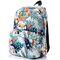 Спортивный рюкзак Meteor Tucan 19л, белый с туканами
