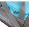 Фото 3 Сумка спортивная, дорожная Meteor Nepr 20L, серая с голубым