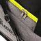 Фото 3 Сумка спортивная, дорожная Meteor Nepr 20L, серая с желтым