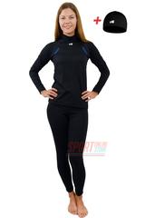 Комплект женского спортивного термобелья Rough Radical Edge утеплённый