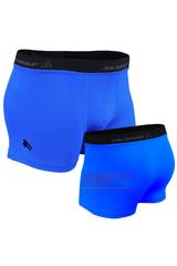 Фото 5 Спортивные термотрусы боксеры мужские Radical Bomber, голубой