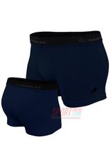Фото 4 Спортивные термотрусы-боксеры мужские Radical Bomber, темно синий