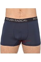 Спортивные термотрусы-боксеры мужские Radical Bomber, темно синий