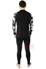 Фото 4 Спортивный Термокостюм мужской Radical Shooter теплый, чёрный