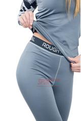Фото 4 Спортивный женский термокостюм Radical Shooter теплый, серый