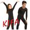 Фото 5 Термобельё детское лёгкое для мальчика Kifa Wool Comfort, комплект, черный, повседневный с шерстью