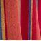 Фото 4 Гамак Spokey IPANEMA 100х200 см, хлопок, красно-оранжевая полоска