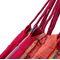 Фото 3 Гамак Spokey IPANEMA 100х200 см, хлопок, красно-оранжевая полоска