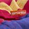 Фото 3 Гамак Spokey Samba 100х210 см, хлопок, разноцветная полоска
