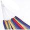 Фото 2 Гамак Spokey Samba 100х210 см, хлопок, разноцветная полоска