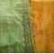 Фото 4 Гамак туристический Spokey Cocoon 140х280 см, нейлон, оранжевый с зеленым